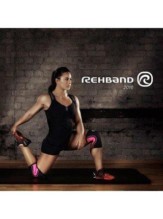 Наколенники Rehband 105233 RX Line Pink, 3мм