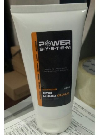 Жидкая магнезия Power System PS-4081 LIQUID CHALK 100ML