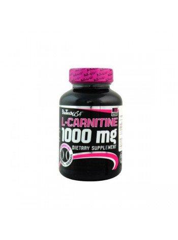 Жиросжигатель BT L-Carnitine 1000 MG - 30 таблеток. Купить жиросжигатель для девушек в Украине.