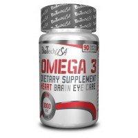 Витаминно-минеральный комлекс BT Natural Omega 3 90 кап