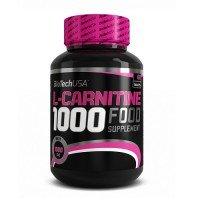 Жиросжигатель Biotech L-Carnitine 1000 MG - 60 таблеток