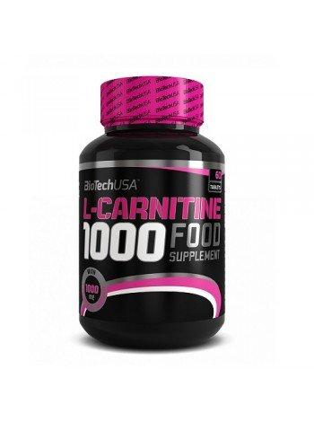 Жиросжигатель BT L-Carnitine 1000 MG - 60 таблеток