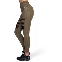Леггинсы Savannah Biker Tights Army Green Camo