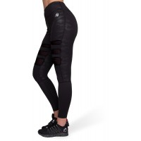 Леггинсы Savannah Biker Tights Black Camo