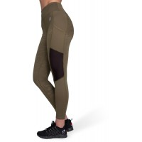 Леггинсы Savannah Mesh Tights Army Green Camo