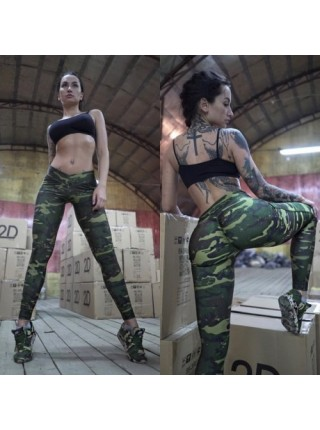 Лосины Push UP (Military special forces v 2.0)