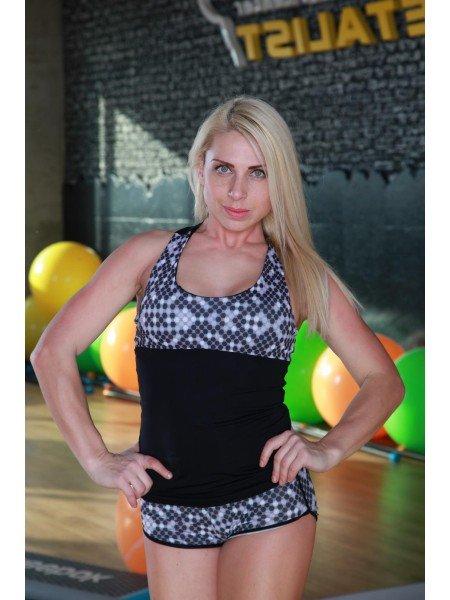 Спортивная майка M11-P29