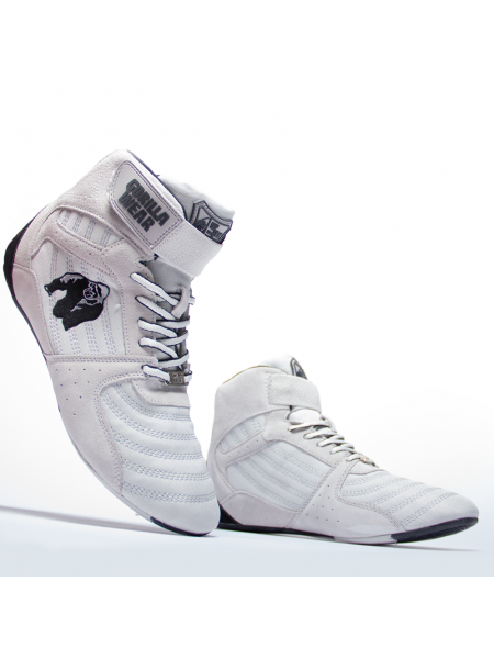 Кроссовки Gorilla Wear Perry High Tops Pro White