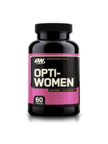 Opti-Women 60 капсул  Optimum Nutrition