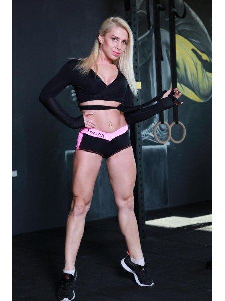 Спортивные женские шорты P4-C2