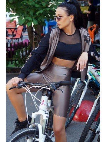 Велосипедки Glossy HW13-C22 отлично подойдут как для тренировок, так и для отдыха