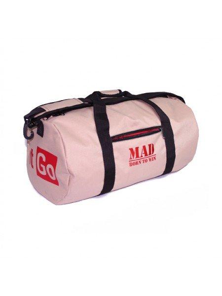 Спортивная сумка CУМКА FITGO (БЕЖ)