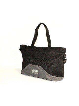 Женская спортивная сумка LATTICE (серая)