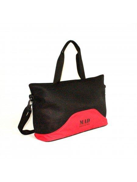 Женская спортивная сумка LATTICE (красная)