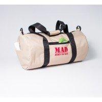 Спортивная сумка FitLadies (беж)