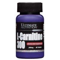 Жиросжигатель L-Carnitine 300 мг 60 таб